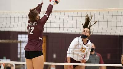 Photos: Marengo vs. Richmond-Burton volleyball