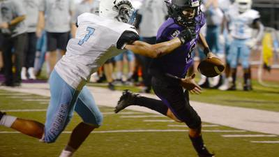 Live coverage: Downers Grove North vs. Downers Grove South football