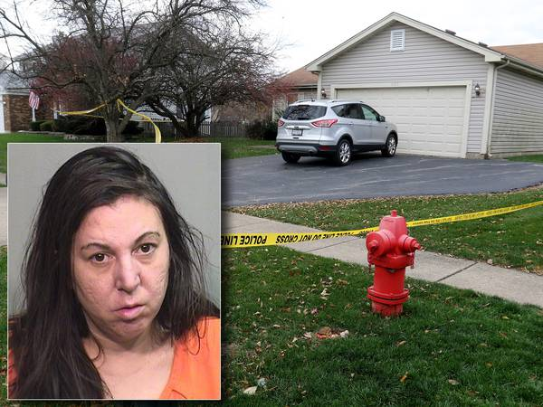 Woman charged in Algonquin double homicide found unfit to stand trial