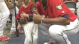 Cougars: Ex-Cardinals minor leaguer Anthony Ray, now with Cougars, recalls inspirational story and other memories