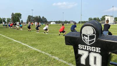 Numbers, strength on the rise at Flanagan-Cornell/Woodland summer camp