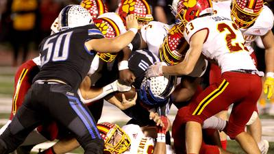 Recapping Kane County Chronicle coverage area Week 9 football games