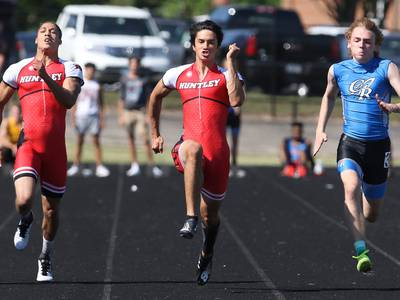 Northwest Herald 2021 Boys Track and Field Athlete of the Year: Huntley's Evan Gronewold