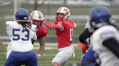 South Elgin improves to 4-0 with Upstate Eight victory over Larkin