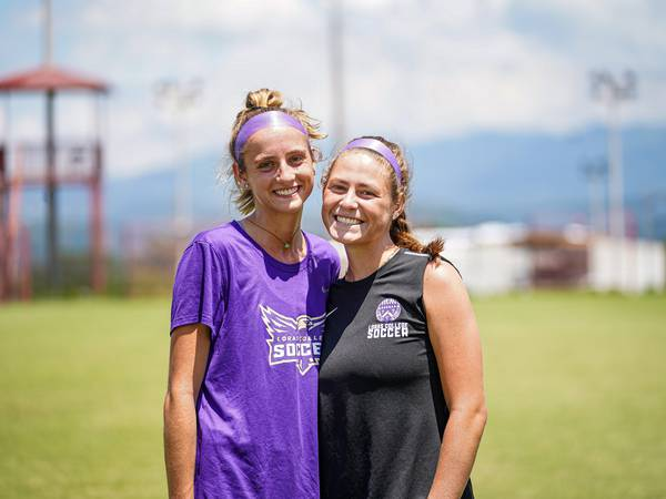 On Campus: Prairie Ridge grads Emily Perhats, Abby Eriksen team up again at Loras College