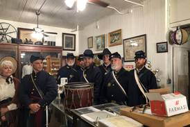 New reenactment group aims to bring Will County Civil War history to life