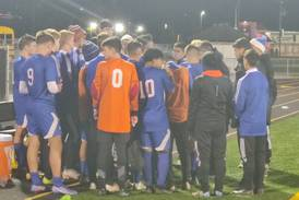 Boys soccer: Quick strike by Marmion the difference in sectional semi win over Sycamore