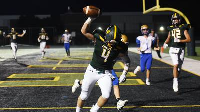 Glenbrook North explodes for 41 points in first half against Wheeling