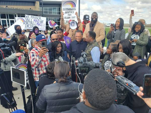 'See it with your own eyes' Jelani Day's mother asks