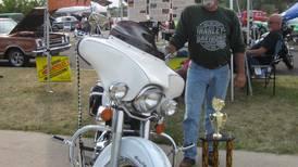 Open Roads participates at Oswego car, bike show