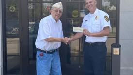 Veterans donate to Spring Valley police for purchase of bulletproof vests