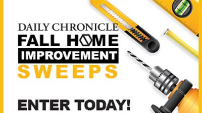 2021 Fall Home Improvement Sweepstakes