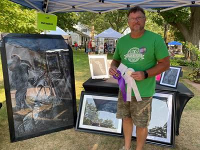 Grand Detour Arts Festival honors winning selections
