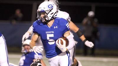 Blake Stempowski, Mason Pawelko make big plays to power Geneva past Kaneland