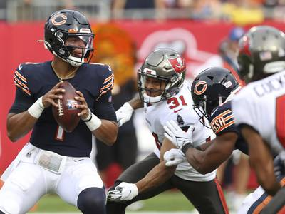 Bears vs. Buccaneers live updates from Tampa Bay