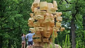 Morton Arboretum home to 'Human + Nature' exhibition