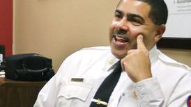 'Slow down, enjoy every level of your career': DeKalb Fire Chief Jeff McMaster to retire
