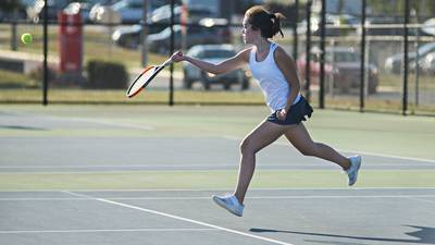 Girls tennis: Sycamore tops Sterling in nonconference dual