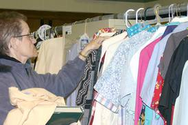 Thrift sale planned at Sycamore Methodist Church Oct. 1
