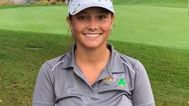 Girls Golf: Seneca's Rylee Stenzel makes return trip to Aurora course a memorable one, leads state qualifiers