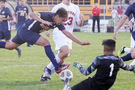 Area roundup: Sterling boys soccer advances to regional final with victory