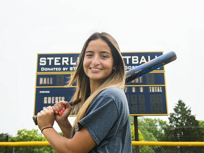 Softball: Sterling's Hernandez grows into leadership role