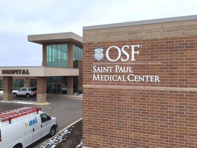 OSF St. Paul in Mendota hosts blessing of animals