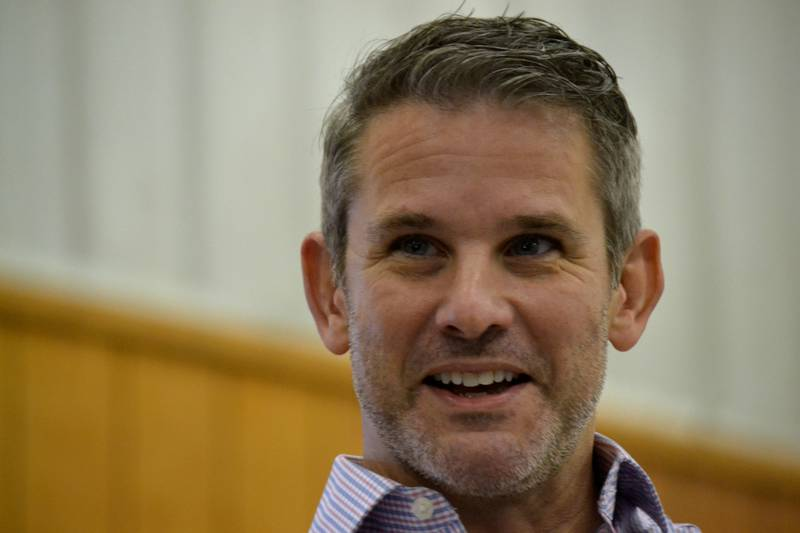 Adam Kinzinger, congress