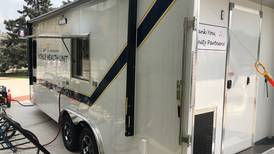 Vaccine outreach expands as mobile health vehicle secured by DeKalb County Health Department