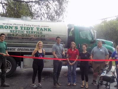 Ron's Tidy Tank Septic Service in Cary acquired by new owner