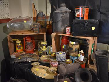 Art and Antiques at Lionsmark Auction Gallery