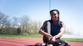 Women's Track: Tori Franklin, who rewrote triple jump records at Downers Grove South, in college and in U.S., to write next chapter at Tokyo Olympics