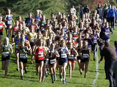Photos: Fox Valley Conference Girls Cross Country