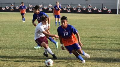 Boys soccer: BNC champs Genoa-Kingston stay hot, roll past Marengo