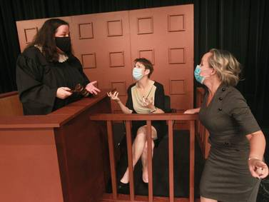 Back on stage, Kirk Players return to the group's theatrical roots in Mundelein