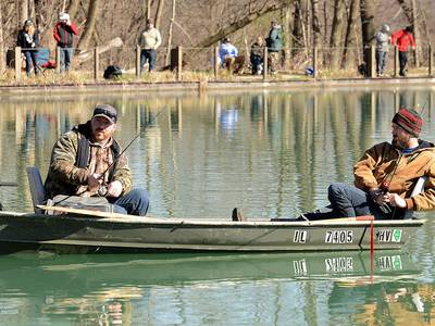 Catch-and-release allowed before fall trout season starts Oct. 16