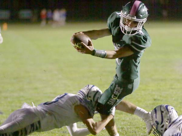 For openers, Princeton and St.  Bede will play at home