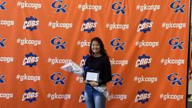 Genoa-Kingston student honored by National Merit Scholarship