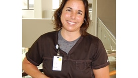 Morris Hospital physical therapist is a 'professional who gets the best therapy results'