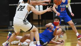 Boys Basketball: Slow start costs Glenbard South at Streamwood