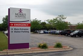 Senior health insurance counseling service available at Morris Hospital