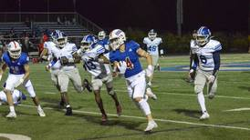 Suburban Life football notes: Versatile three-year starter Dominic D'Ambra a key to Glenbard South's playoff run, possible UEC title