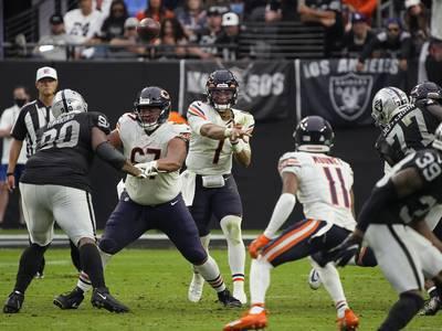 Hub Arkush: Does win over Raiders change narrative around the Bears?