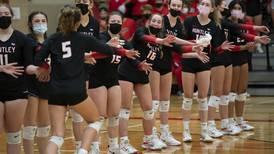 Girls volleyball: Northwest Herald Power Rankings for Oct. 13
