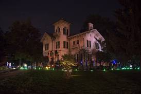Photos: Haunted Train Walk in Sterling
