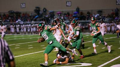NewsTribune Football Notebook: Area QBs show ability to run the ball