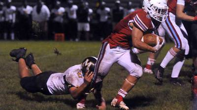 Live coverage: St. Patrick vs. Marian Central football