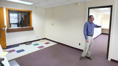 Utica confident of moving into the village complex by Jan. 1