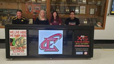 Putnam County's Kendra Crew signs to run for Eureka College