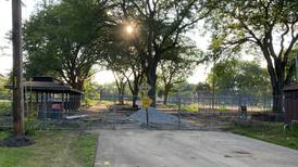 Work on Thornton Park in Ottawa will continue soon